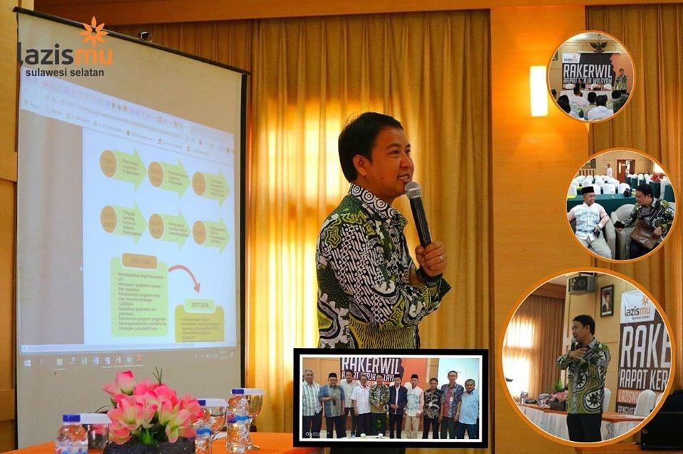 Rakerwil Lazismu Sulawesi Selatan